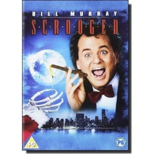 Scrooged [DVD]