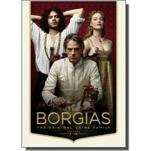 The Borgias: Seasons 1-3 [11x DVD]