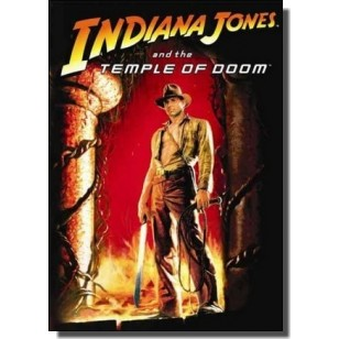 Indiana Jones and the Temple of Doom [DVD]