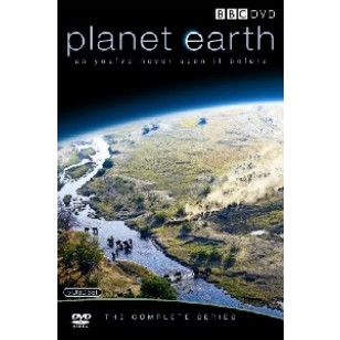 Planet Earth - Complete Series [5DVD]