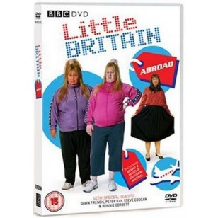 Little Britain: Abroad [DVD]