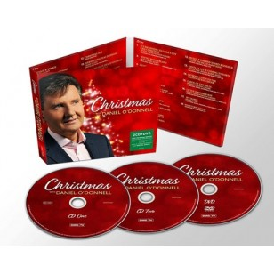 Christmas with Daniel O'Donnell [2CD+DVD]