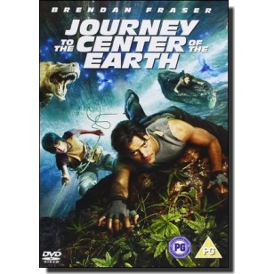 Journey to the Center of the Earth [2D+3D DVD]