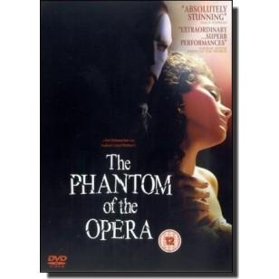 The Phantom of the Opera [DVD]