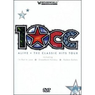 10cc Alive - The Classic Hits Tour [DVD]
