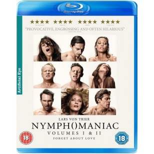 Nymphomaniac Volumes I & II [2x Blu-ray]