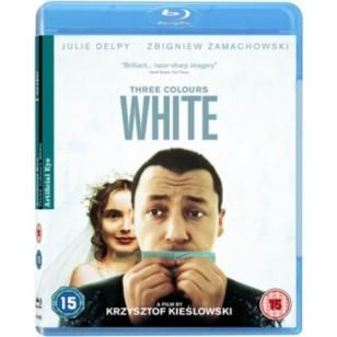 Trois couleurs: Blanc   Three Colours: White [Blu-ray]