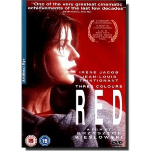 Trois couleurs: Rouge | Three Colours Red [DVD]