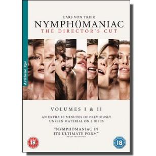 Nymphomaniac Volumes I & II [The Director's Cut] [2x DVD]