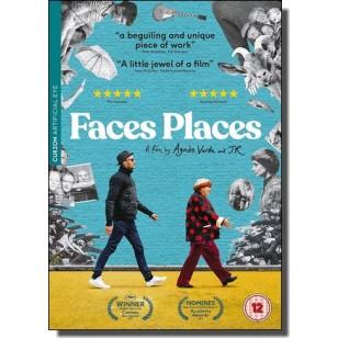 Visages villages | Faces Places [DVD]