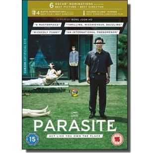 Parasite | Gisaengchung [DVD]