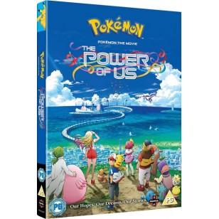 Pokémon - The Movie: The Power of Us [DVD]