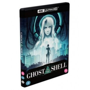 Ghost in the Shell [4K Ultra HD]