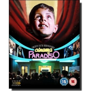 Cinema Paradiso [25th Anniversary Edition] [2Blu-ray]