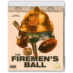 The Firemen's Ball | Horí, má panenko [Blu-ray | DVD]