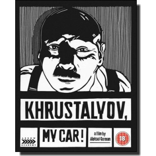 Khrustalyov, mashinu! | Khrustalyov, My Car! [Blu-ray]