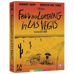 Fear and Loathing in Las Vegas [Limited Edition] [2x Blu-ray]