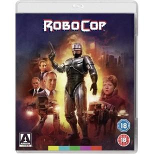 RoboCop [The Director's Cut] [Blu-ray]