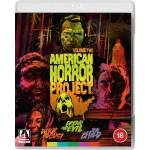 American Horror Project: Volume 2 [3x Blu-ray]