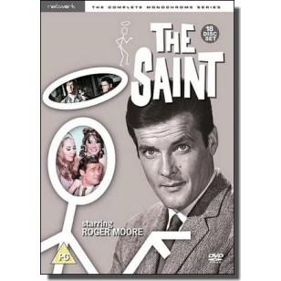 The Saint - The Complete Monochrome Series [18x DVD]