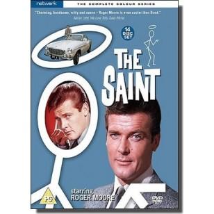 The Saint - The Complete Colour Series [14x DVD]