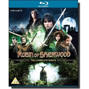 Robin of Sherwood: The Complete Series [8Blu-ray]