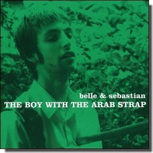 The Boy With the Arab Strap [CD]