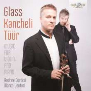 Music For Violin and Piano [CD]