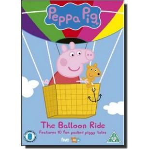 Peppa Pig: The Balloon Ride [DVD]