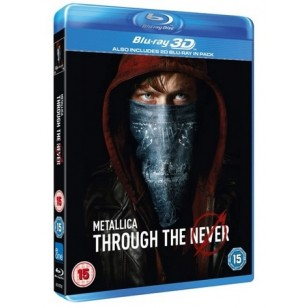 Through the Never [2D+3D Blu-ray]