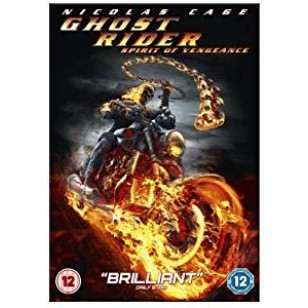 Ghost Rider 2: Spirit of Vengeance [DVD]