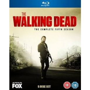 The Walking Dead: Season 5 [5Blu-ray]