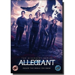 The Divergent Series: Allegiant [DVD]