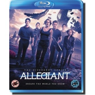 The Divergent Series: Allegiant [Blu-ray]