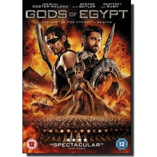 Gods of Egypt [DVD]