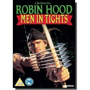 Robin Hood: Men in Tights [DVD]