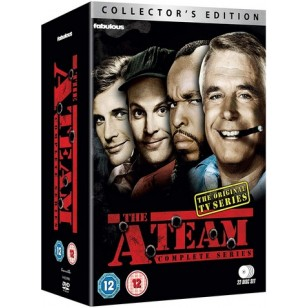 The A-Team: Complete Series [Collector's Edition] [22x DVD]