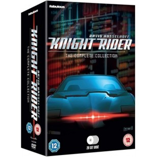 Knight Rider: The Complete Collection [20x DVD]