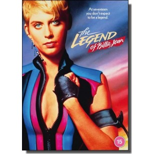 The Legend of Billie Jean [DVD]