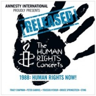 The Human Rights Concerts - 1988: Human Rights Now! [2CD]