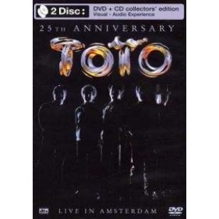 Live In Amsterdam [DVD+CD]