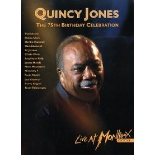 Quincy Jones 75th Birthday Celebration Live at Montreux 2008 [2DVD]