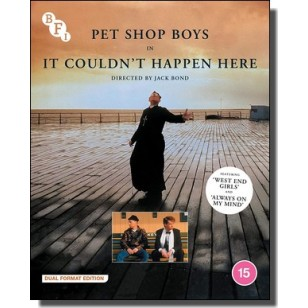 It Couldn't Happen Here [Blu-ray+ DVD]