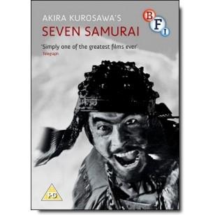 Seven Samurai [DVD]