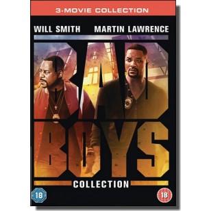 Bad Boys / Bad Boys II / Bad Boys for Life [3x DVD]