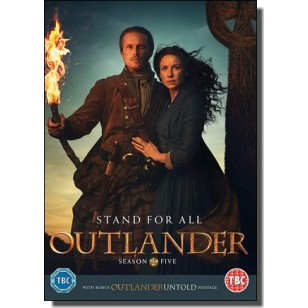 Outlander: The Complete Season Five [4x DVD]