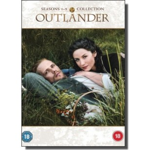 Outlander: The Complete Seasons 1-5 [25x DVD]