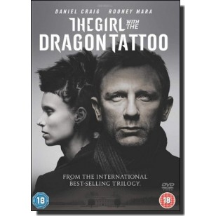 The Girl With The Dragon Tattoo [DVD]