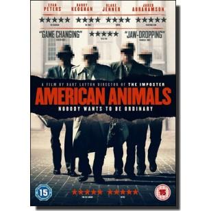 American Animals [DVD]