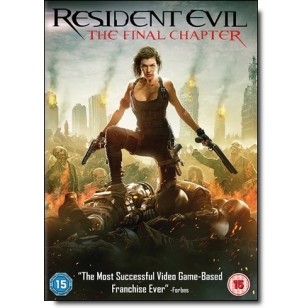 Resident Evil: The Final Chapter [DVD]